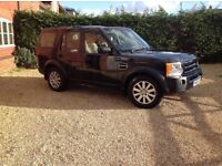 Land Rover Discovery 3 Tdv6 SE Auto 2.7. 7 seats