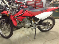 Honda CRF 100F For Sale