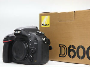 Nikon D600 camera body for sale