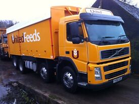 HGV class 2 lorry drivers wanted