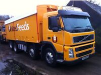 Casual work HGV class 2 lorry driver wanted