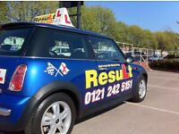 Female driving school driving lessons birmingham