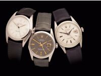 Rolex ,Omega, Breitling, IWC, Jeager, Tags watches
