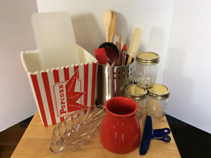 Kitchen Bundle – featuring Starfrit and Mason Jars!
