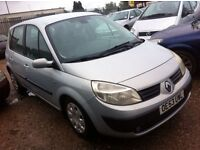 Renault scenic cheap moted diesel 595