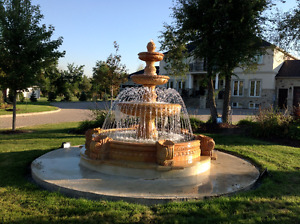 MARBLE FOUNTAINS, LIONS, STATUES,GAZEBOS,& MORE