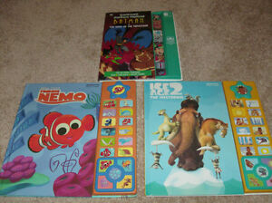 3 Interactive Play-a-Sound books London Ontario image 1