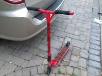 Red MGP scooter