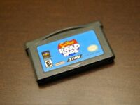 GBA The simpsons Road Rage