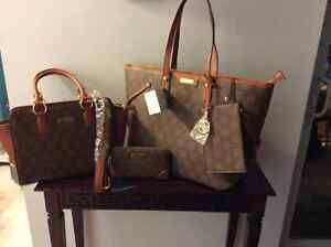 Adrienne Vittadini Purse, Wallet and Travel Combo