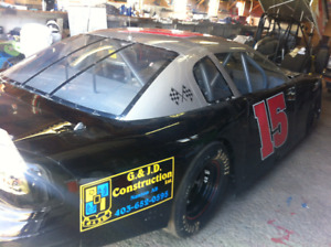 super late model race car