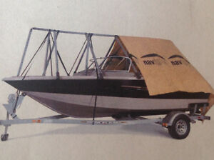 Navigloo Boat Cover System