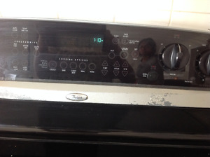 Whirlpool surface oven