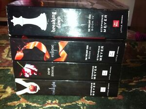 Complete Twilight Book Series