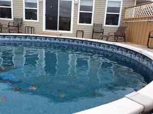 21' round pool liner