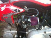 Lifan 110cc pitbike