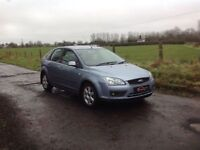 24/7 Trade sales NI Trade Prices for the public 2007 Ford Focus 1.8 TDCI Sport Motd May 18 5 Door