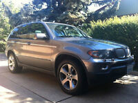 2004 BMW X5 4.4i Sport Package SUV, Crossover