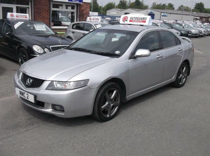 2003 honda accord 2 0 i vtec sport 4dr in reddish manchester gumtree. Black Bedroom Furniture Sets. Home Design Ideas