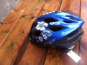 Like new bike helmet