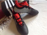 Brand new Adidas Astro trainers x 16.1 size: 7.5 new in box £25