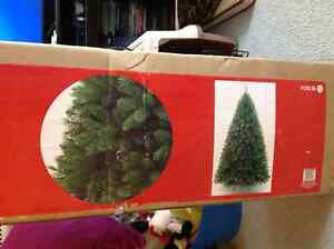 Artificial Pine Christmas Tree