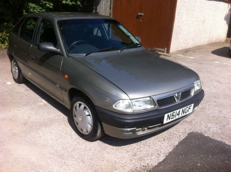 Pair of Classic Astras low mileage
