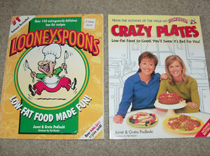 Looney Spoons and Crazy Plates-Low-Fat cooking! London Ontario image 2