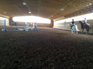 Qualified Riding Instruction