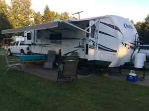 Roulotte Outback 250 RS 2012
