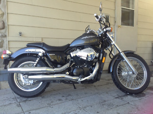 Honda shadow roadster vt750rs