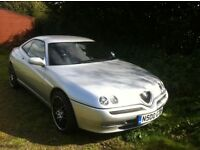 2002 Alfa romeo 2.0l Gtv lusso