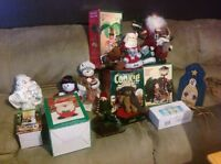 Bunch of xmas stuff $5 each or 50 for all