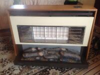 Fireplace gas used good working £20