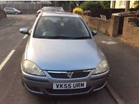 VAUXHALL CORSA 1.2 LONG MOT MARCH 2017 PX WELCOME