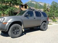 2003 Nissan Xterra 4x4 reduced to $5500