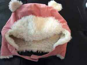Bear trapper hat 18-24 months