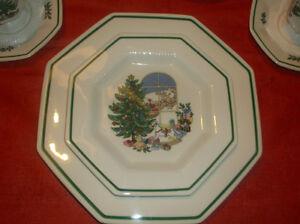 NIKKO Christmas Time Dishes Sarnia Sarnia Area image 4