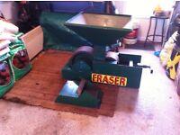 """Fraser mill bruiser 9"""""""