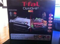 T-Fal OptiGrill Never Used Cheap Price