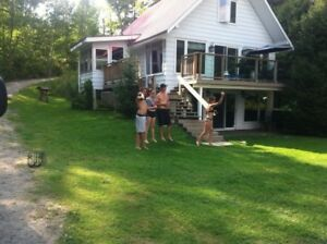 Awesome 4 bed, 2 bath muskoka cottage