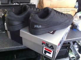 Fila trainers brand new in box. Size 8