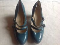 Oasis ladies heels shoes size 6/39 new £2