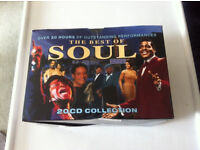 20 CD's The Best of Soul