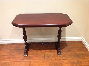 Solid Wood Entrance or Hall Table