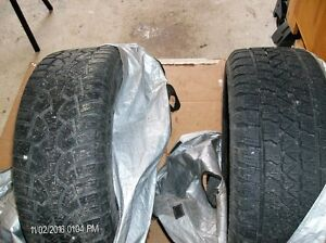 Winter tires and rims London Ontario image 3