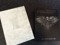 Game of Thrones season 3 and 4