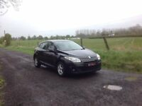 24/7 Trade sales NI Trade Prices for the public 2009 Renault Megane 1.6 Extreme Black 5 Door