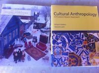 Cultural Anthropology textbook and readings