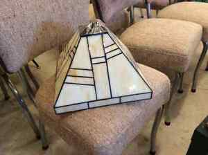 Stained Glass Lampshade